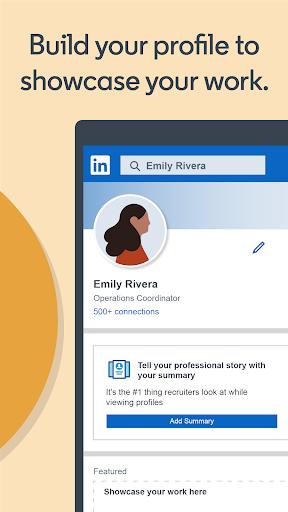 LinkedIn: Jobs, Business News & Social Networking 4.1.483.1 Screenshots 5