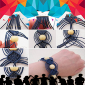 Easy Bracelet Tutorials