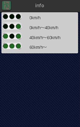 無料交通运输Appのトラック八郎(速度表示灯)|HotApp4Game