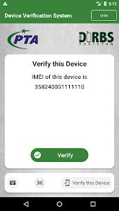 Device Verification System (DVS) – DIRBS Pakistan 3