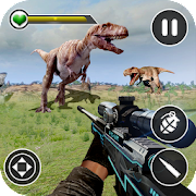 Dino Hunter 3D - Dinosaur survival Games 2020