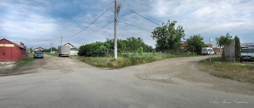 Photo: 2015.06.10 - intersectie cu str. Liviu Rebreanu
