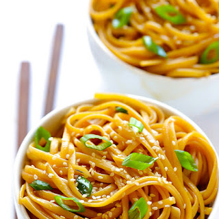 Vegan Sesame Noodles Recipes