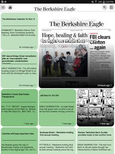 Berkshire Eagle - náhled