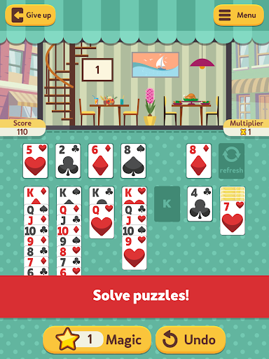 Solitaire Bistro 1.65.3784 screenshots 7
