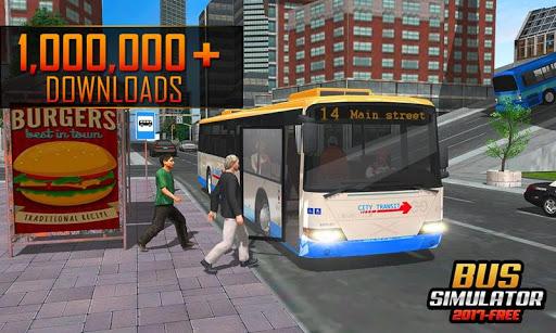 Bus Simulator 2018-Free Game 1.1.6 screenshots 1