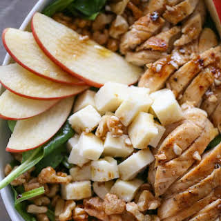 Apple Cheddar Chicken Salad.