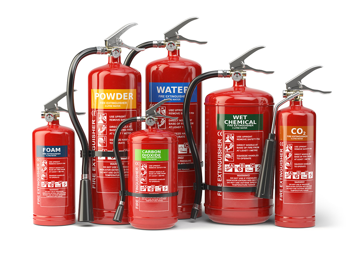 Fire Extinguisher Sales – Which Type Should You Buy?