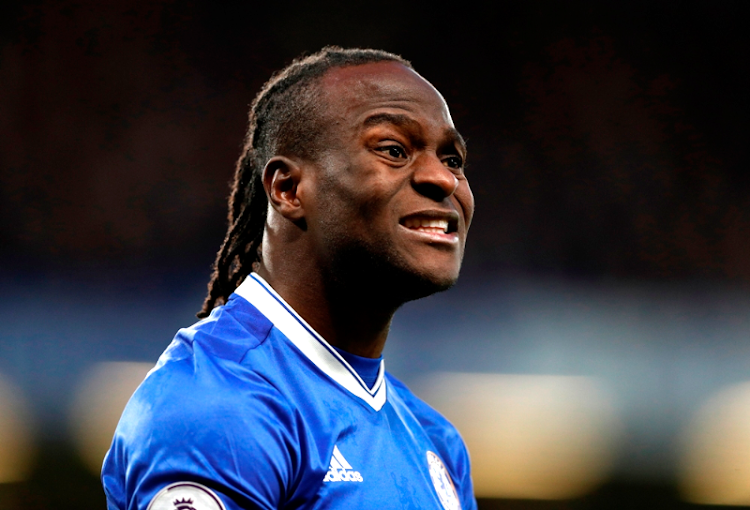 Victor Moses.  Picture: REUTERS