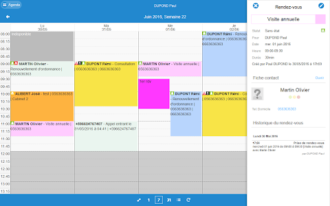 WZ-Agenda Mobile screenshot 7