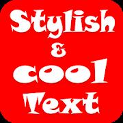 Stylish & Cool Text Generator