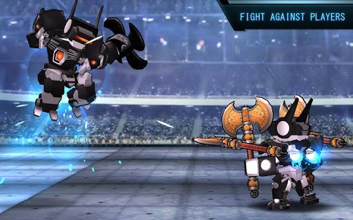 Megabot Battle Arena: Build Fighter Robot screenshots 17