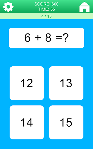 Math Games 2.0 screenshots 2
