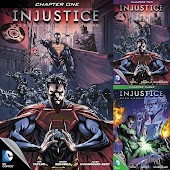Injustice: Gods Amoung Us: Year Two (2014)