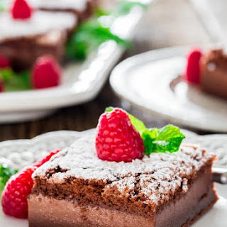 Nutella Magic Cake Recipe