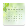 Simple Calendar for KLWP