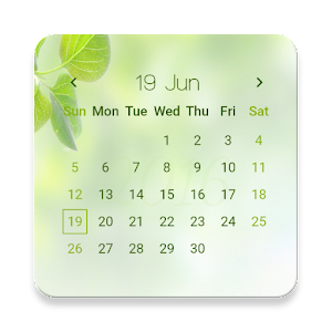 Simple Calendar for KLWP