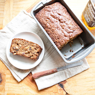 Appalachian Whiskey Applesauce Cake