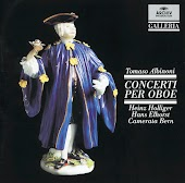 Albinoni: Concerto a 5 in C, Op.7, No.5 for 2 Oboes, Strings and Continuo - 1. (Allegro)