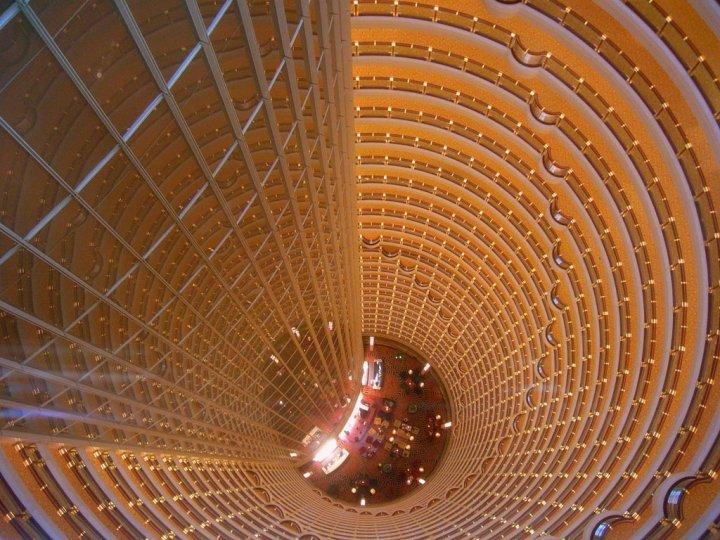 Jinmao tower di CosmicVale