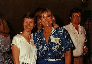 Photo: Mary Traud Austin, Rita Leeper Sholund