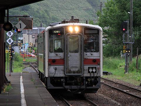 JR北海道 宗谷本線 4324D キハ54系 キハ54 508
