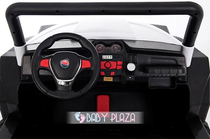 Siêu xe ô tô điện trẻ em S2588 9