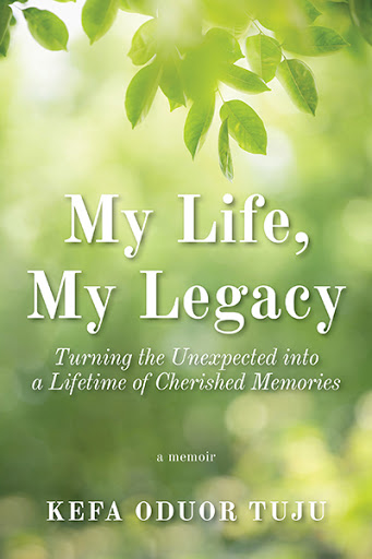 My Life, My Legacy cover