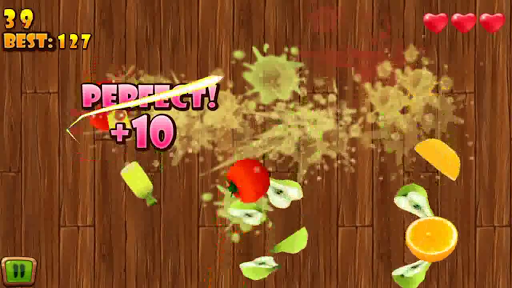 Fruit Cut Slice 3D 4.0 gameplay | by HackJr.Pw 3