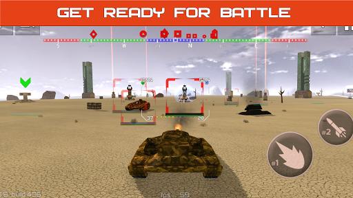 Tank Combat : Iron Forces Battlezone screenshots 2