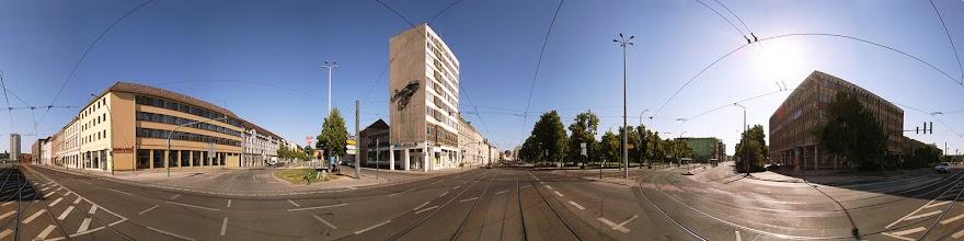 Photo: Germany, Potsdam, Friedrich-Ebert-Straße