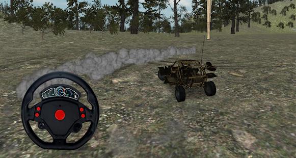 Машинка на пульте управления screenshot