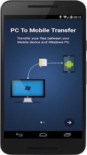 Mobile Transfer App