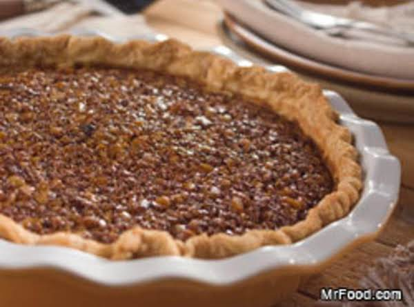 Amish Walnut-oatmeal Pie Recipe