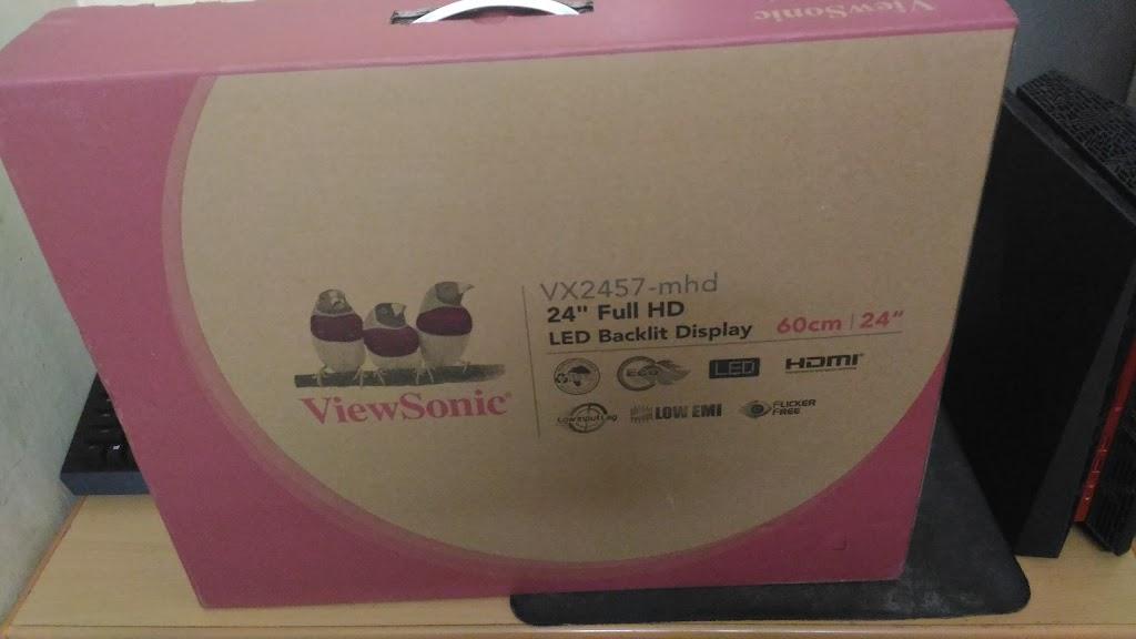 ViewSonic VX2457