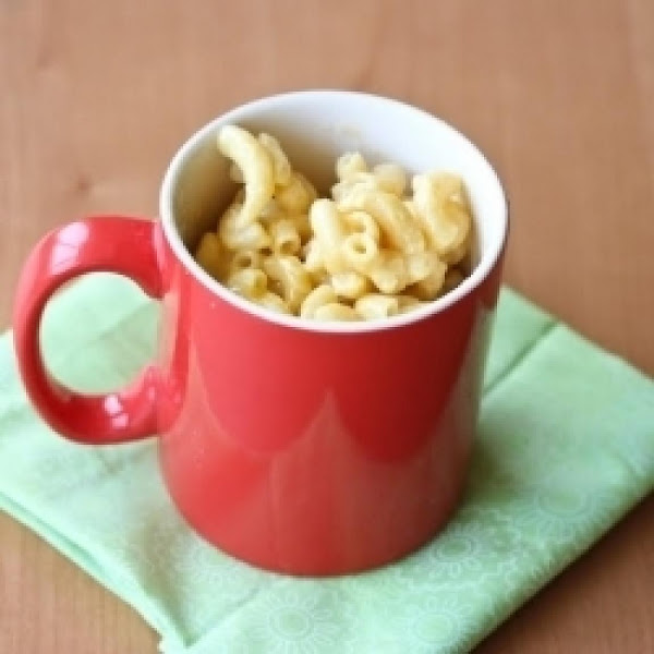 Mac & Cheese Mugs Recipe
