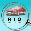 RTO Vehicle Information and Owner Details free icon