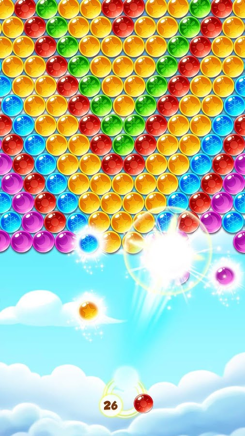 Bubble Shooter Blast- screenshot