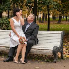 Wedding photographer Olga Kulaga (olgaku). Photo of 21.10.2016