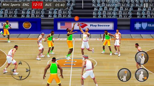 Basketball strikes 2019: Play Slam Basketball Dunk 1.0.3 screenshots 2