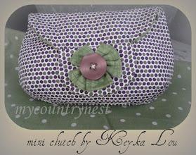 Photo: clutch keyka lou versione piccola