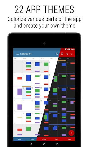 Business Calendar 2・Agenda, Planner & Widgets screenshot 19
