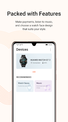 Huawei Health screenshot 5