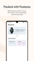 screenshot of Huawei Health