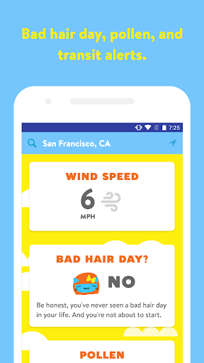 Poncho: Wake Up Weather v1.0