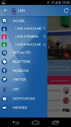 Ligue nationale de volley for PC