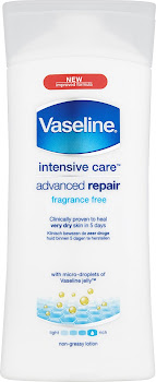 Vaseline Intensive Care Non-Greasy Lotion - Advanced Repair, 200ml