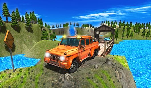 Offroad Racing 3D Imagen do Jogo