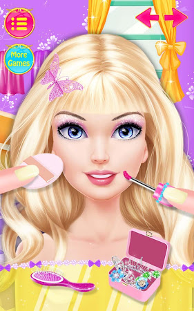 Fashion Doll - Girls Makeover 1.5 screenshot 208339