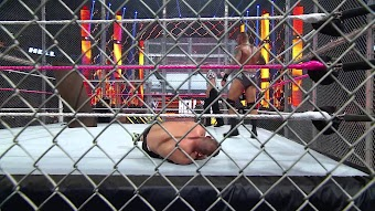 Hell In A Cell Match The Winner Gets A Future